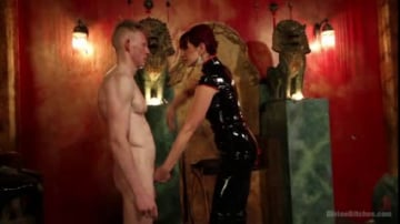Maitresse Madeline - Maitresse Madeline visits famous Midtown Manhattan dungeon!!!