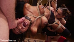 Aiden Starr - Evil and Hot Halloween Orgy (Thumb 05)