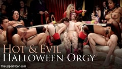 Aiden Starr - Evil and Hot Halloween Orgy (Thumb 21)