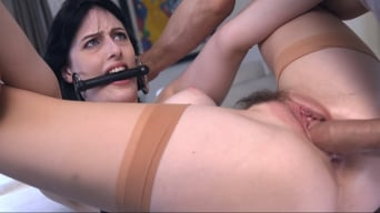 Alex Harper in 'Anal Acquisition'