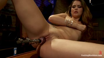 Allie Haze - All the way in, all the way out