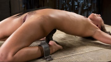 Amara Romani - Fresh Meat - Amara Romani is Dominated in Inescapable Bondage