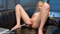 Angel Smalls - Petite Squirter Fucked Until She Taps Out!! (Thumb 03)
