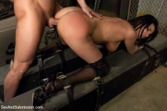 Anissa Kate - The French Prostitute: Tormented in Bondage and Fucked in the Ass! (Thumb 12)
