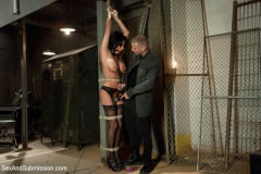 Anissa Kate - The French Prostitute: Tormented in Bondage and Fucked in the Ass! (Thumb 22)