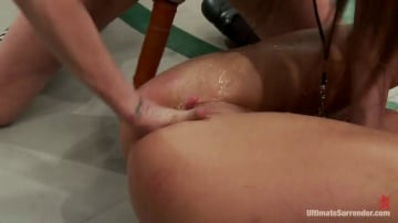 Ariel X - 5 girl massive fisting, squirting, fucking, licking orgy from hell. Losers lick up their own squirt!