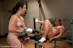Ariel X - Fitness Sex: Make Her Sweat, Make Her Cum with Machines (Thumb 04)