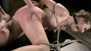 Ashley Lane - Extreme Domination and Torment in Mind Blowing Bondage