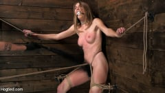 Ashley Lane - Girl Next Door Ashley Lane in Extreme Bondage with Squirting Orgasms! (Thumb 02)