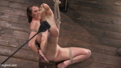 Ashley Lane - Girl Next Door Ashley Lane in Extreme Bondage with Squirting Orgasms! (Thumb 11)