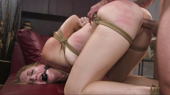 Ashley Lane in 'You'll Never Get Away: Ashley Lane is Restrained and Punished'