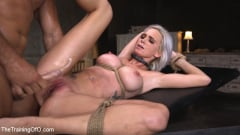 Astrid Star - Sex Slave Astrid Star Submits to Rope Bondage and Extreme Fucking! (Thumb 18)