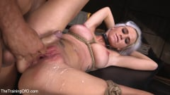 Astrid Star - Sex Slave Astrid Star Submits to Rope Bondage and Extreme Fucking! (Thumb 19)