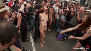 Audrey Rose - Folsom Street Fair