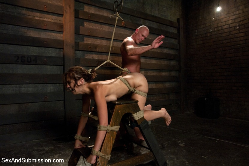 Kink 'Intense Submission: Audrey Rose' starring Audrey Rose (photo 7)