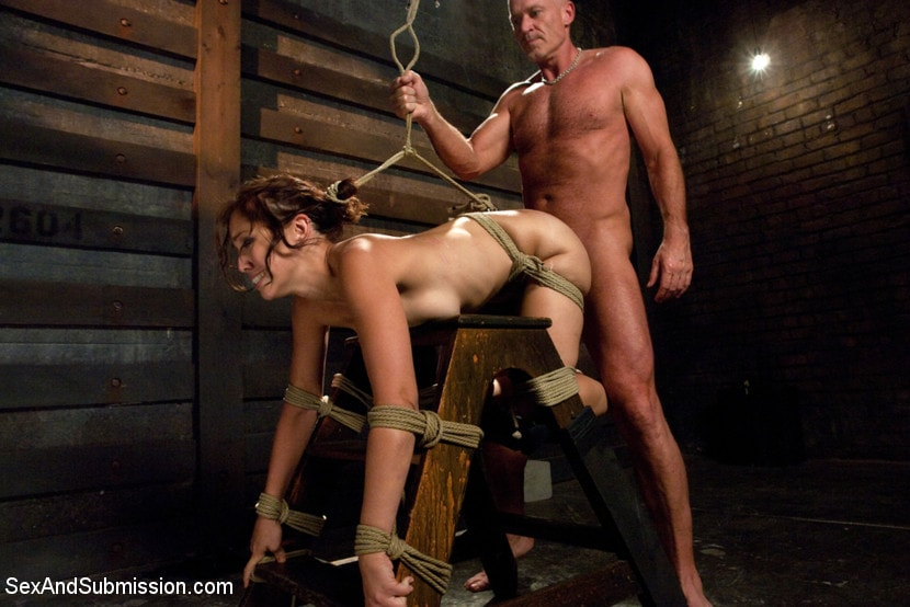 Kink 'Intense Submission: Audrey Rose' starring Audrey Rose (photo 9)