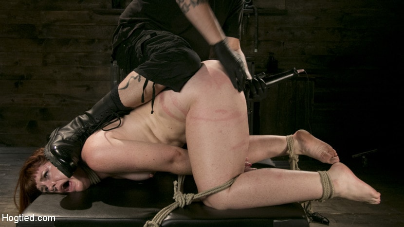 Kink 'Pain Slut in Extreme Bondage Suffers from Brutal Torment' starring Barbary Rose (photo 2)