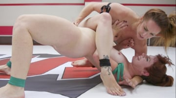 Bella Rossi - Red headed Battle for Orgasms