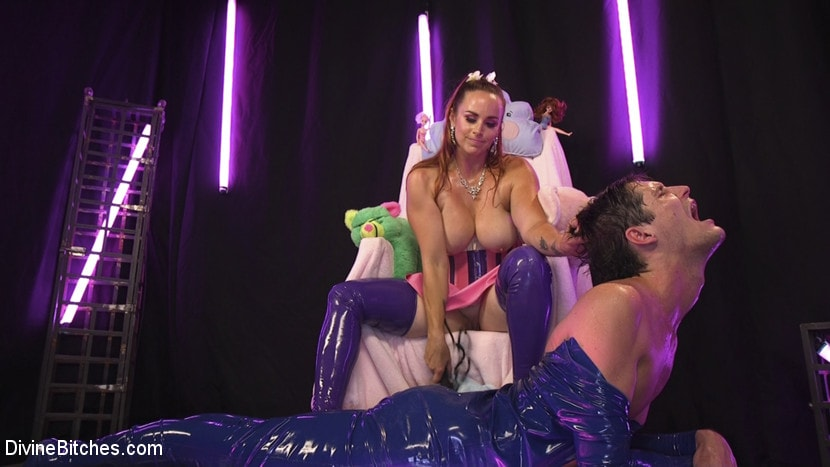 Kink 'Sweet Sadism: Plastic Princess Torments Her Toy' starring Bella Rossi (photo 18)