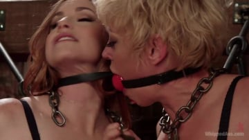 Bella Rossi - When the Cat's Away Slutty Slaves Play