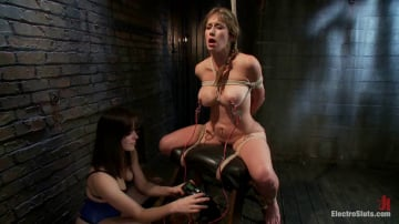 Bobbi Starr - Felony, Electro-sex and the Cattle Prod