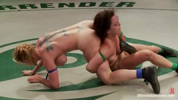 Bryn Blayne - SUMMER VENGEANCE: The winner rides the loser like a little pony!