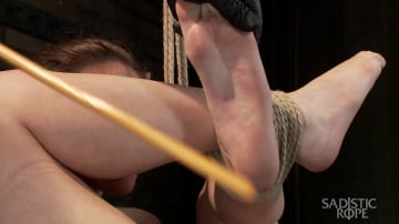 Casey Calvert - Casey Calvert Suffers Through Relentless Torture and Hardcore Bondage