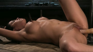 Cassandra Cain - Newbie Pain Slut Cassandra Cain Coerced with Orgasms and Metal Bondage
