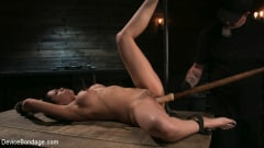 Cassandra Cain - Newbie Pain Slut Cassandra Cain Coerced with Orgasms and Metal Bondage (Thumb 10)