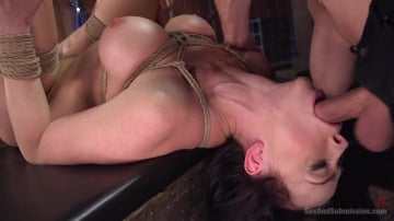 Chanel Preston - Blind Date Leads To Anal Domination