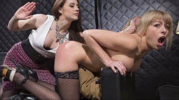 Chanel Preston - Disrespectful Diva: Entitled Actress Fisted and Fucked by Talent Agent