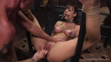 Charlotte Cross - The Submission of Charlotte Cross
