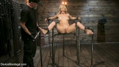 Cherie Deville - Athletic MILF Fuck Toy Cherie Deville Punished in Bondage and Sybian!! (Thumb 01)