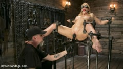 Cherie Deville - Athletic MILF Fuck Toy Cherie Deville Punished in Bondage and Sybian!! (Thumb 02)