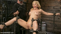 Cherie Deville - Athletic MILF Fuck Toy Cherie Deville Punished in Bondage and Sybian!! (Thumb 03)