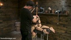 Cherie Deville - Athletic MILF Fuck Toy Cherie Deville Punished in Bondage and Sybian!! (Thumb 07)