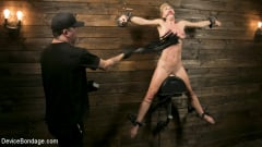 Cherie Deville - Athletic MILF Fuck Toy Cherie Deville Punished in Bondage and Sybian!! (Thumb 11)