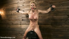 Cherie Deville - Athletic MILF Fuck Toy Cherie Deville Punished in Bondage and Sybian!! (Thumb 12)