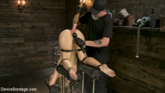 Cherie Deville - Athletic MILF Fuck Toy Cherie Deville Punished in Bondage and Sybian!! (Thumb 14)