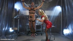 Cherie Deville - Nurse Cherie DeVille Inflicts Sadistic Medical Malpractice on DJ (Thumb 06)