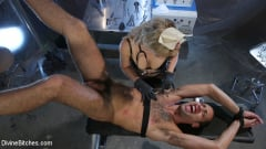 Cherie Deville - Nurse Cherie DeVille Inflicts Sadistic Medical Malpractice on DJ (Thumb 09)