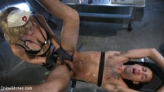 Cherie Deville - Nurse Cherie DeVille Inflicts Sadistic Medical Malpractice on DJ (Thumb 13)