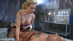 Cherie Deville - Nurse Cherie DeVille Inflicts Sadistic Medical Malpractice on DJ (Thumb 18)