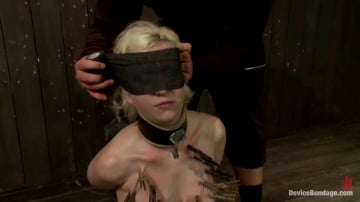 Cherry Torn - Cherry Torn Throat Fucked, Blindfolded, Beaten, and Abused!