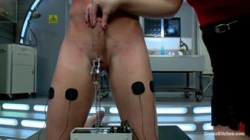 Cherry Torn - Dr. Torn's FemDomme Laboratory: Pushed, Probed, Fucked and Cucked!