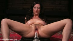 Cherry Torn - Fetish Queen Cherry Torn Fucked with Huge Dildos and Multiple Orgasms! (Thumb 17)