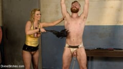 Cherry Torn - Pretty boy slave humiliated and pegged by Mistress Cherry Torn! (Thumb 03)