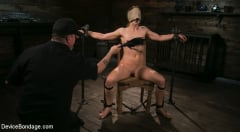 Cheyenne Jewel - Cheyenne Jewel Punished with Unwilling Orgasms and Mean Metal Bondage! (Thumb 01)