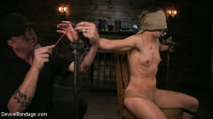 Cheyenne Jewel - Cheyenne Jewel Punished with Unwilling Orgasms and Mean Metal Bondage! (Thumb 02)
