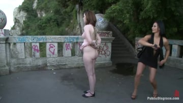 Crystal Sparx - Sandra Romain is Back in Action Dominating an Unsuspecting British Sub!!!!